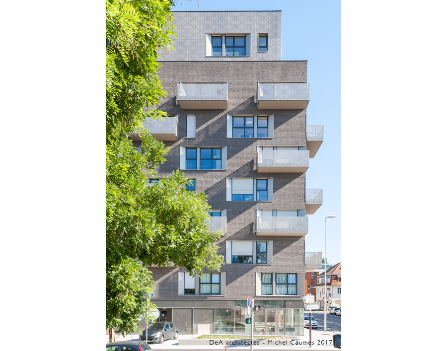 DeA architectes_Mulhouse_France_Strasbourg logements Star